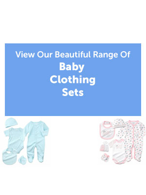 View Our Beautiful Range Of Baby Clothing Sets