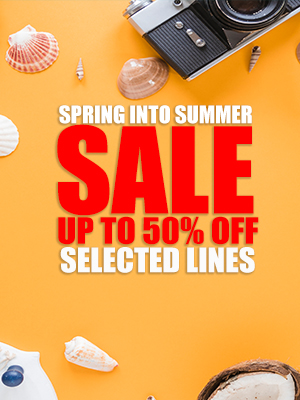 Sping Into Summer Sale