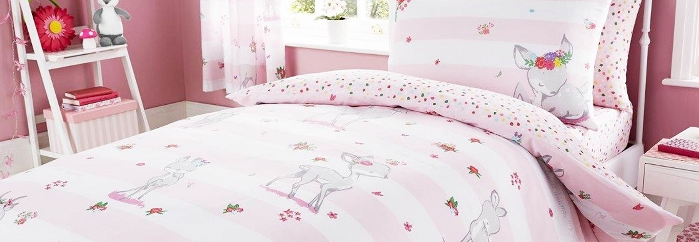 Home store, novelty bedding at Guineys