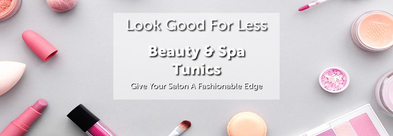 Beauty & Spa Tunics