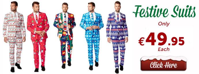 Festive Suits!