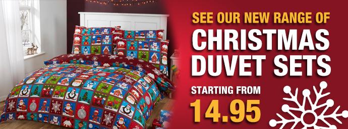 Christmas Duvet Sets!