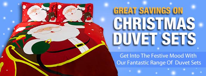 christmas Duvet Cover Sets!