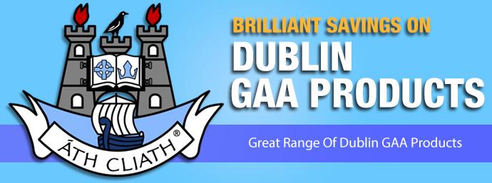 Brilliant Savings On Dublin GAA Products
