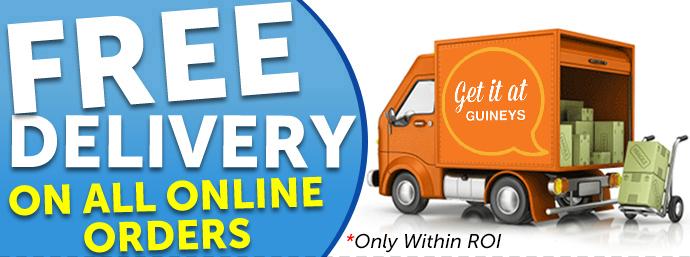 Free Shipping Within ROI