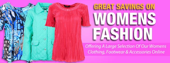 Womens Fashion!