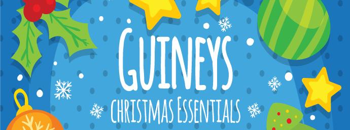Christmas Essentials!