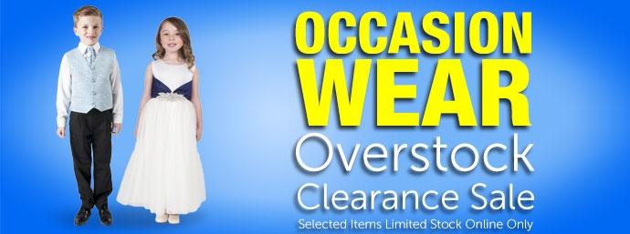 Occasion Wear!
