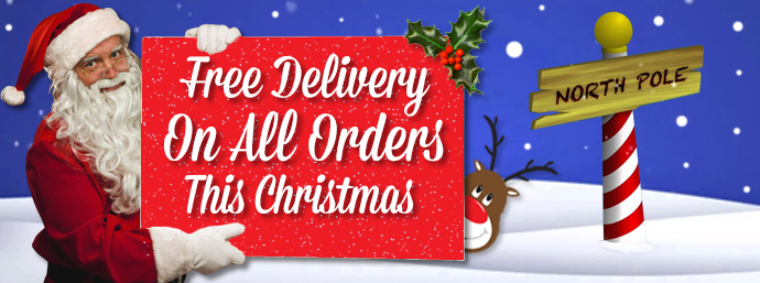 FREE DELIVERY ON EVERYTHING IN ROI!