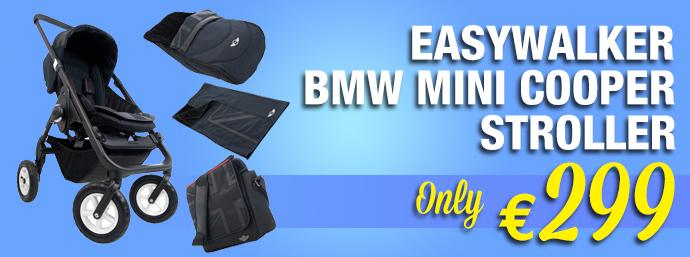 EasyWalker BMW Mini Cooper Stroller